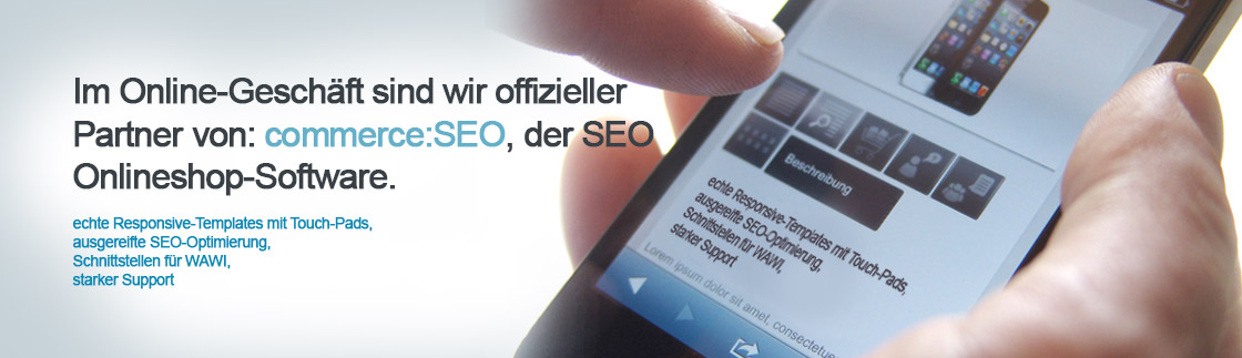 Partner von commerce:SEO